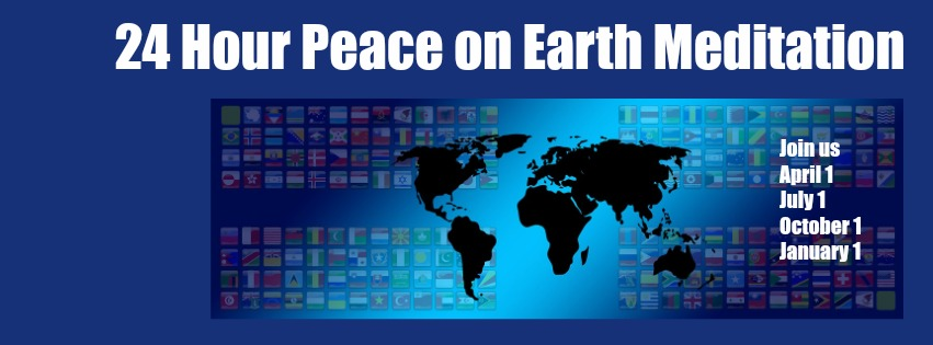 Peace on Earth - 24 Hour Meditation @ TMHradio | Fairbanks | Alaska | United States