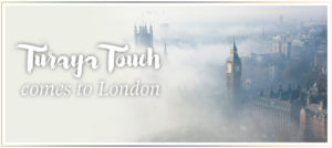 Turaya Touch Level 1 Training @ London Art House | London | England | United Kingdom