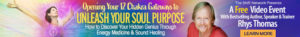 Opening Your 12 Chakra Gateways to Unleash Your Soul Purpose @ On-Line