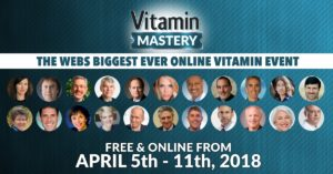 Vitamin Mastery ~ Replay Weekend @ On-Line
