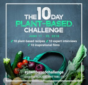 10 Day Plant-Based Challenge @ On-Line