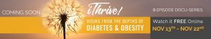 Rising from the Depths of Diabetes & Obesity @ On-line