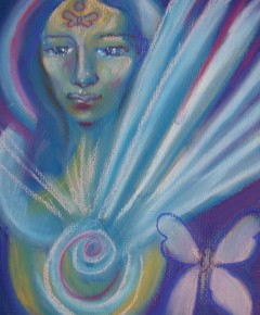 Soul Medicine Portrait for Linda Lang